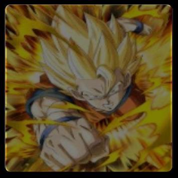 Super Goku Saiyan Car Dragon poster