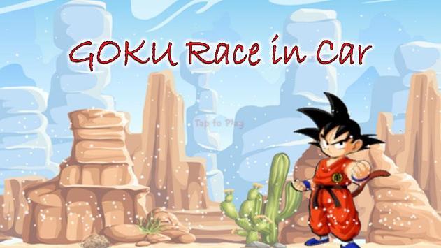 Super Goku Saiyan Car Dragon screenshot 1