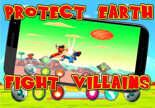 super saiyan dragon Battle goku Fight Super Z apk screenshot
