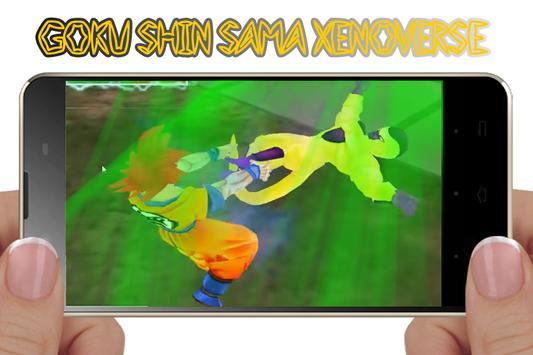 Goku Shin: Sama Fighting poster