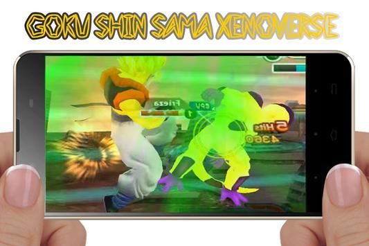 Goku Shin: Sama Fighting apk screenshot