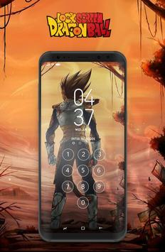 Goku Lock Screen HD screenshot 4