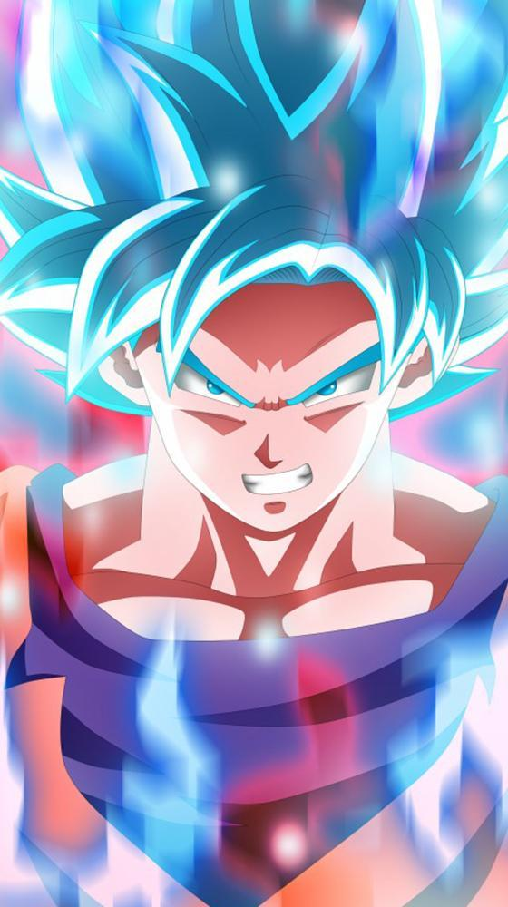 Goku Super Saiyan Blue Wallpaper For Android Apk Download