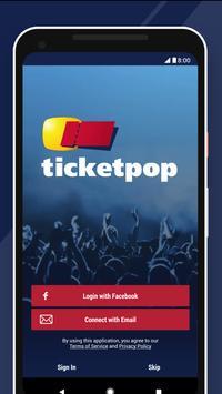 Ticketpop poster