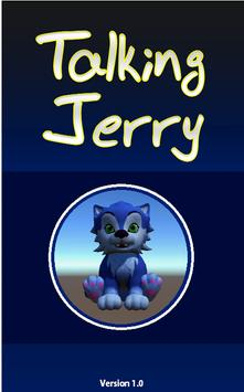 Talking Jerry poster