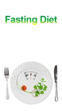 Fasting Diet poster