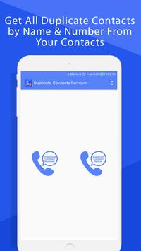 Duplicate Contact Remover - Contacts Optimizer screenshot 1