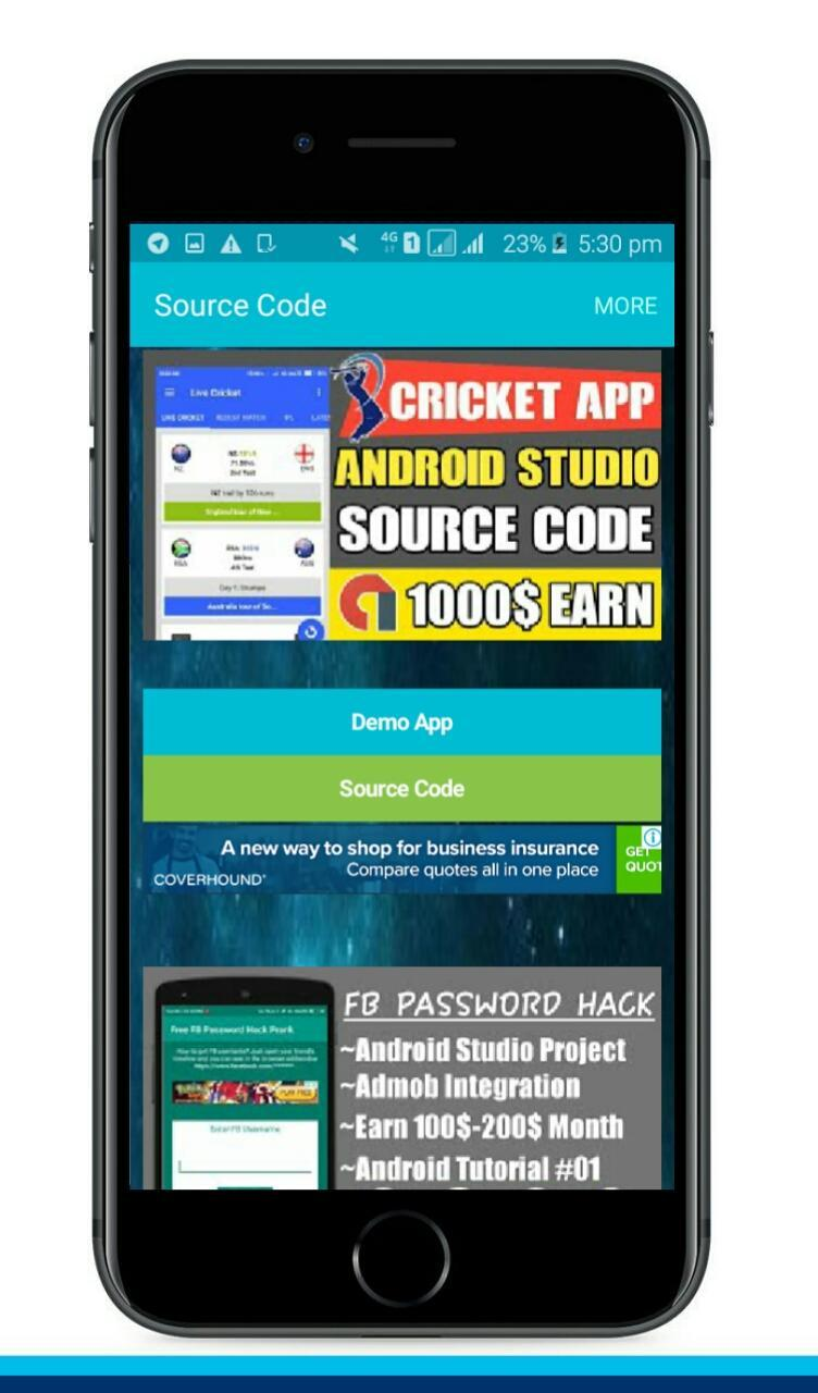 Android Studio Source Code for Android - APK Download