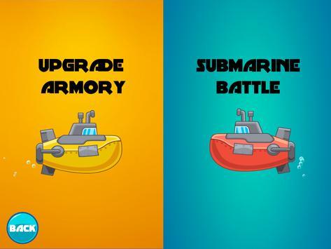 Deep Sea Battle screenshot 3