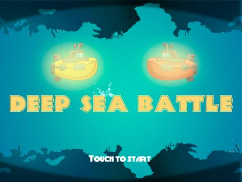 Deep Sea Battle poster