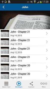 Knowing The Word apk screenshot