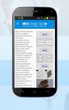 IdeaDesignStudio apk screenshot