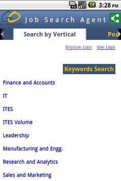 GO Accomplish : Job Search screenshot 1