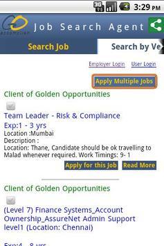 GO Accomplish : Job Search screenshot 2