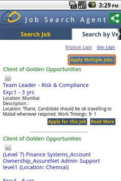 GO Accomplish : Job Search screenshot 2