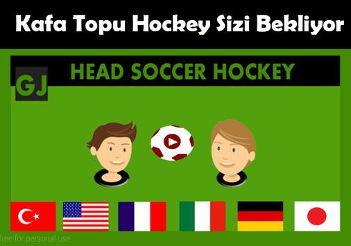 Head Soccer Hockey poster