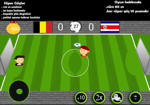 Head Soccer Hockey screenshot 3
