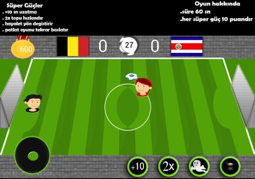 Head Soccer Hockey screenshot 9