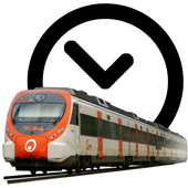 Next Train icon