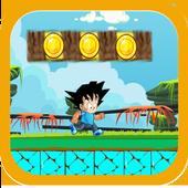 Super Adventures  Goku God 2018 icon