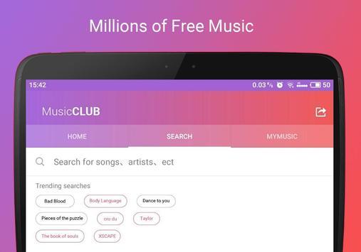 Goo Music Player screenshot 4