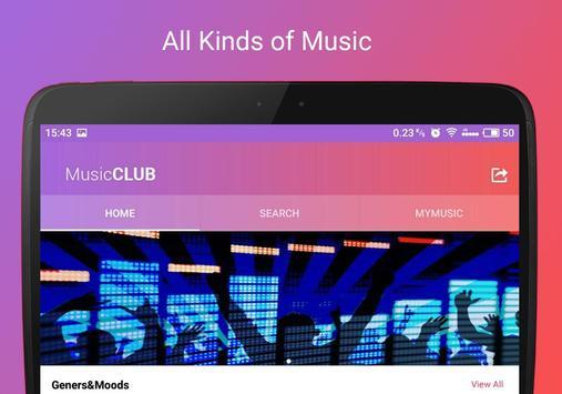Goo Music Player screenshot 5
