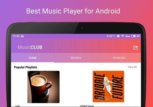 Goo Music Player screenshot 7