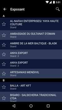 Foire de Bordeaux apk screenshot