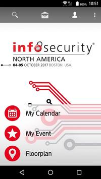 Infosecurity North America poster