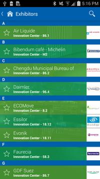 Michelin Challenge Bibendum apk screenshot