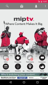 MIPTV 2017 poster