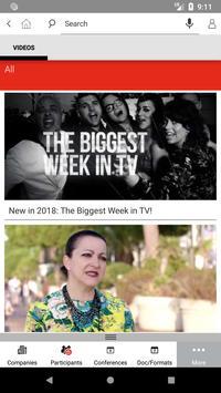 MIPTV 2018 screenshot 2