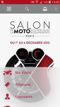Salon de la Moto 2015 poster