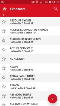 Salon de la Moto 2015 screenshot 1