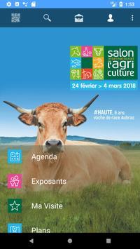 Salon de l'Agriculture poster