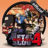 Metal Slug 4 icon