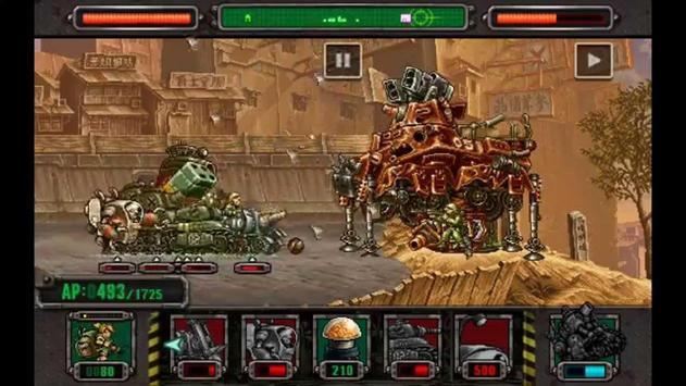Metal Slug 4 apk screenshot