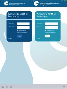 RMES campus on-line screenshot 2