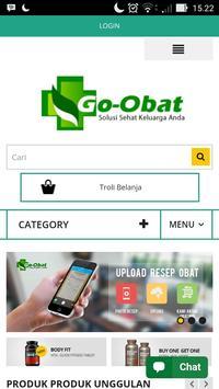 Go-Obat poster