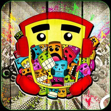 Best Doodle Art Wallpapers HD poster