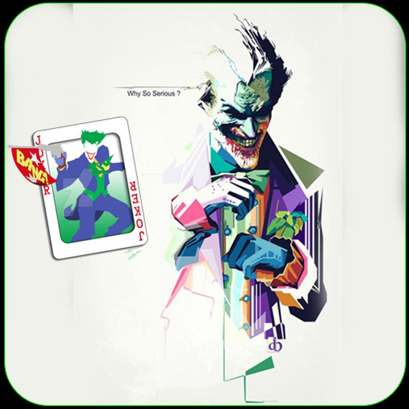 Joker wallpapers descarga apk gratis personalizacin aplicacin joker wallpapers poster voltagebd Choice Image