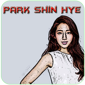 Park Shin Hye Wallpapers icon