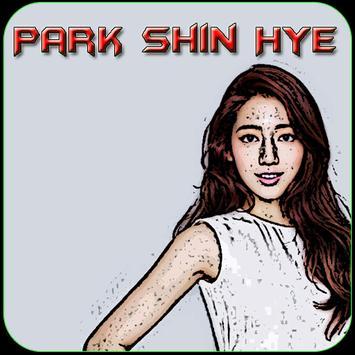 Park Shin Hye Wallpapers poster
