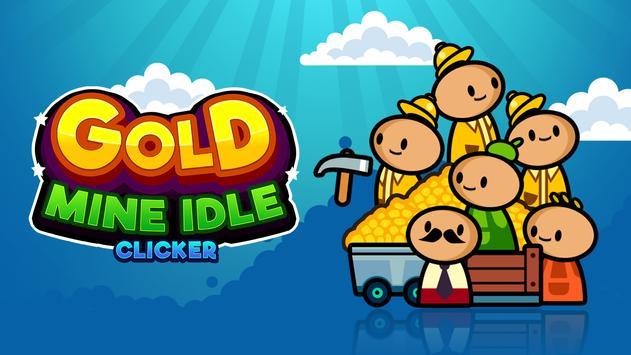 Gold Mine Idle Clicker screenshot 10
