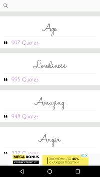 Quotes Pro apk screenshot