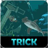 Free Hungry Shark World Trick icon