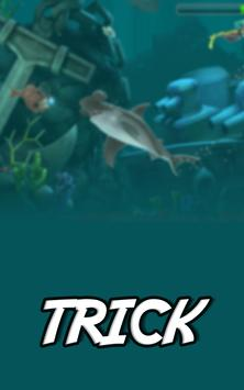 Free Hungry Shark World Trick poster