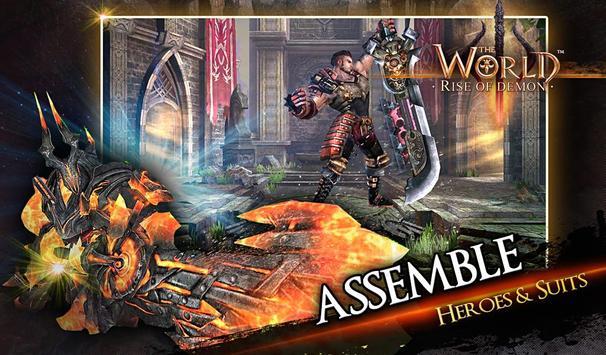The World 3: Rise of Demon apk screenshot
