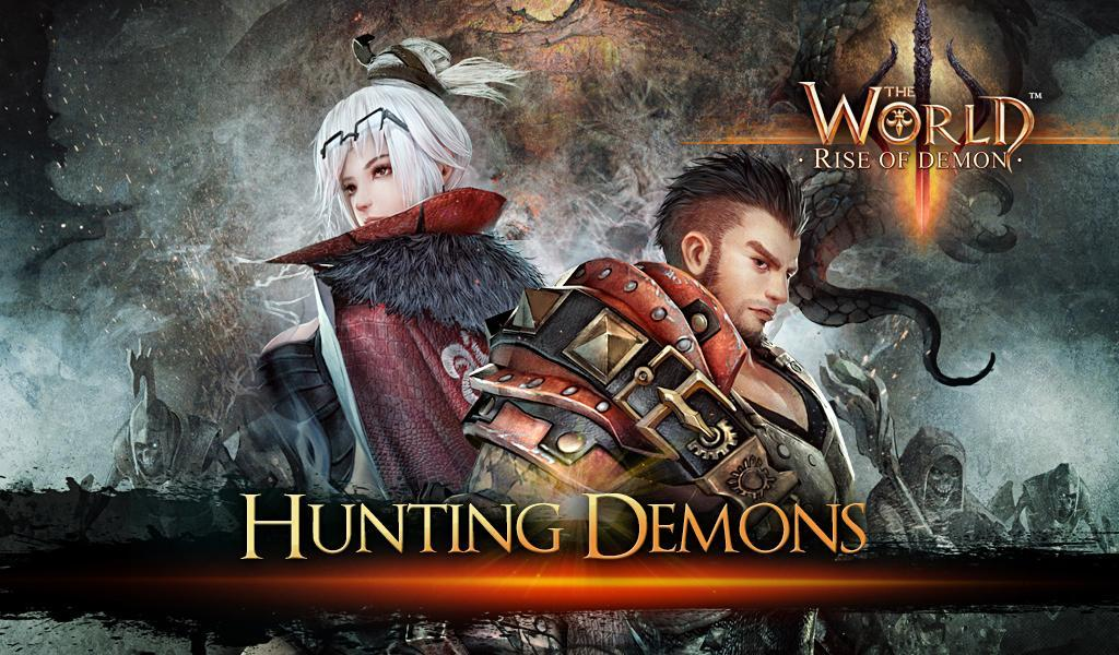The World 3: Rise of Demon for Android - APK Download