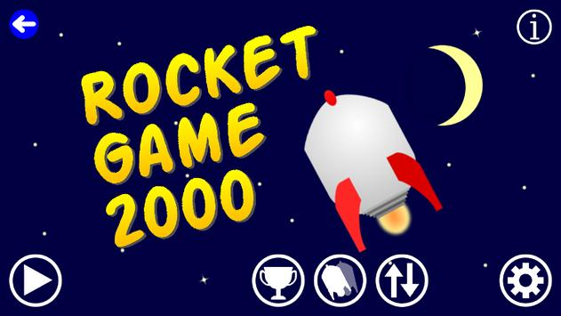 Rocket Game 2000 poster